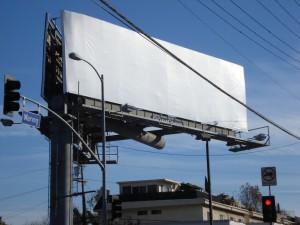 Reklámtábla készítés