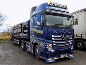 Olcsó teherfuvarozás