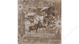 Karácsonyi szalvéták
