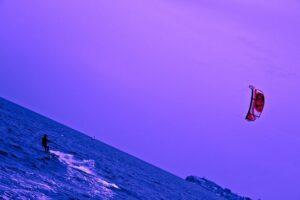 kitesurf oktatás