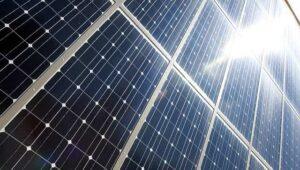 napelem teljesítmény